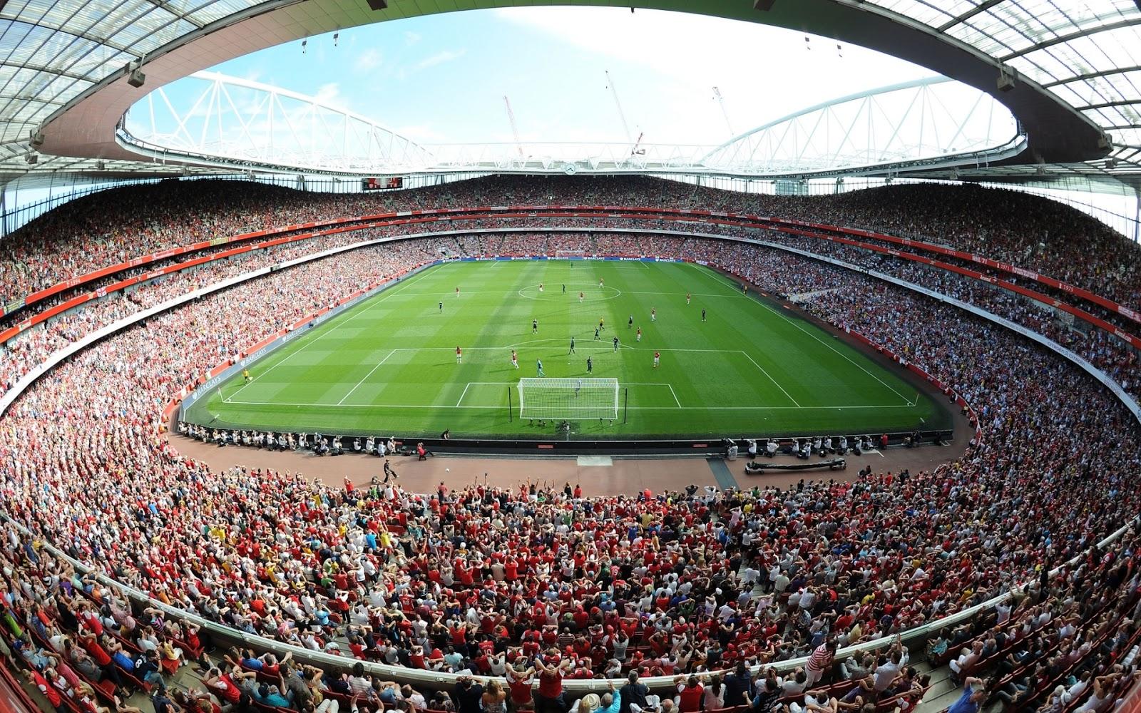 Wallpapers Hd For Mac: Emirates Stadium Wallpaper