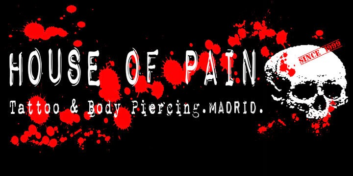 House of Pain tatuajes Madrid (Facebook)