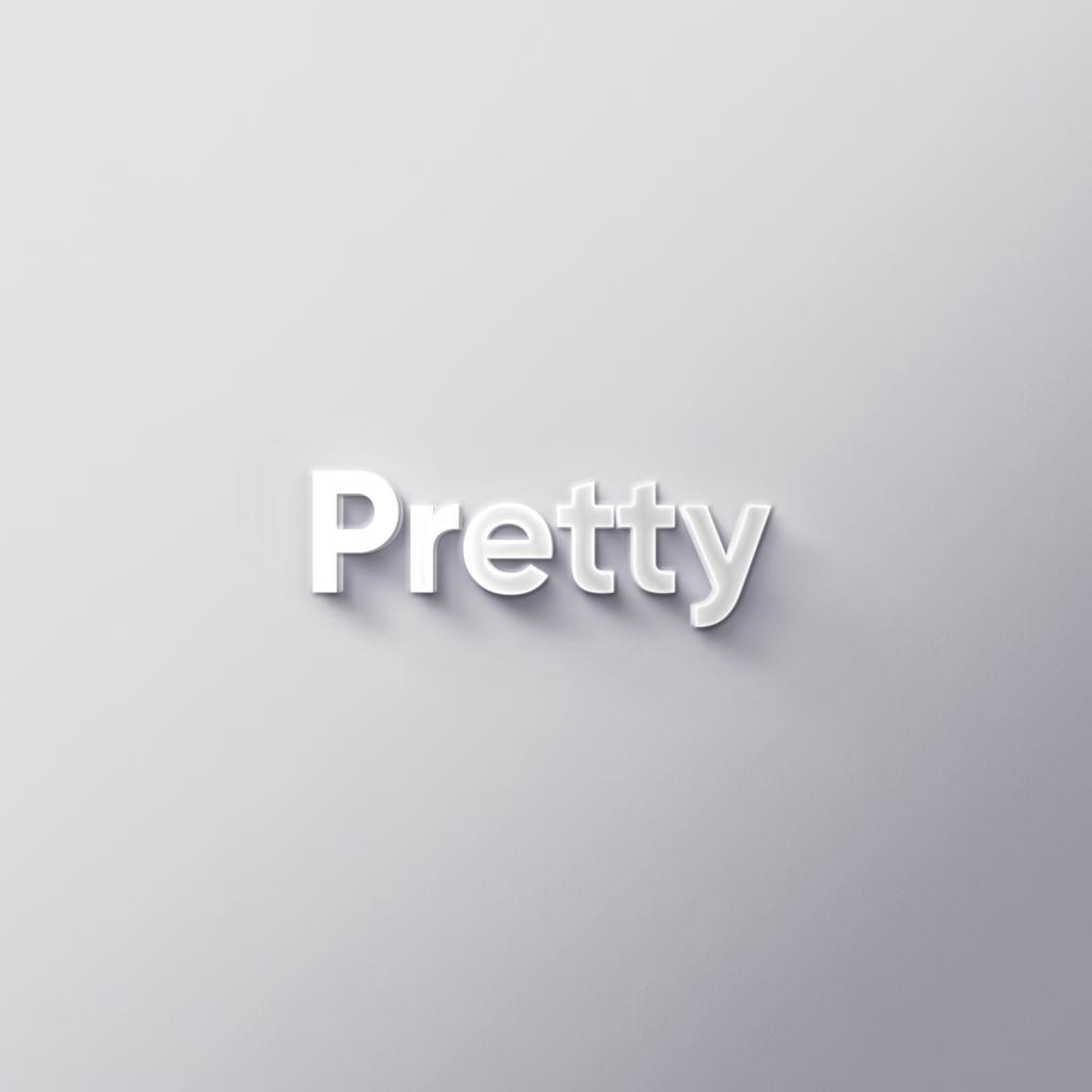 Pretty