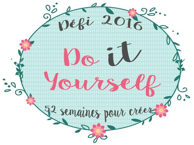 Je participe au défi créatif 2016 :