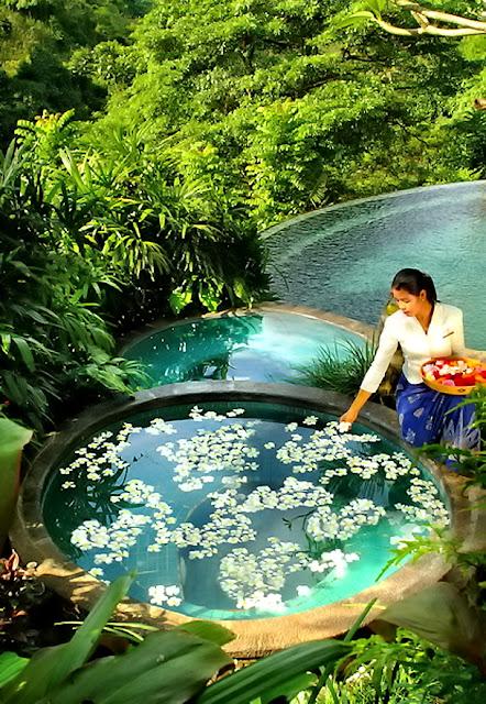 massage, Bali, Royal Pita Maha Hotel