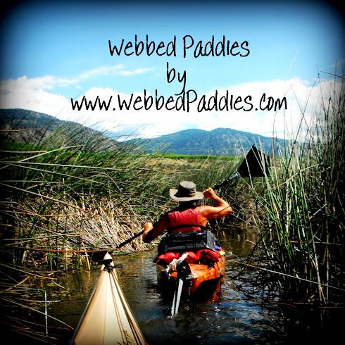 Webbed Paddles