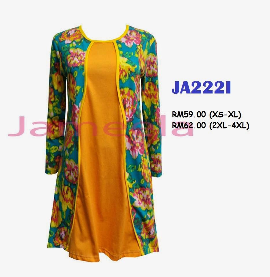 T-shirt-Muslimah-Jameela-JA222I