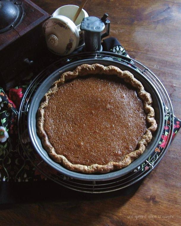 butterscotch pumpkin pie | une gamine dans la cuisine