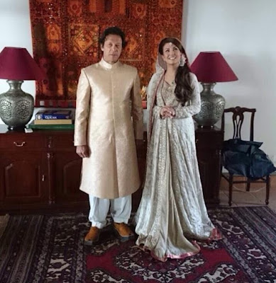 Reham-Khan-Imran-Khan-Wedding-Photo