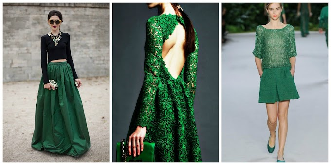2013 Colour of the Year: Emerald
