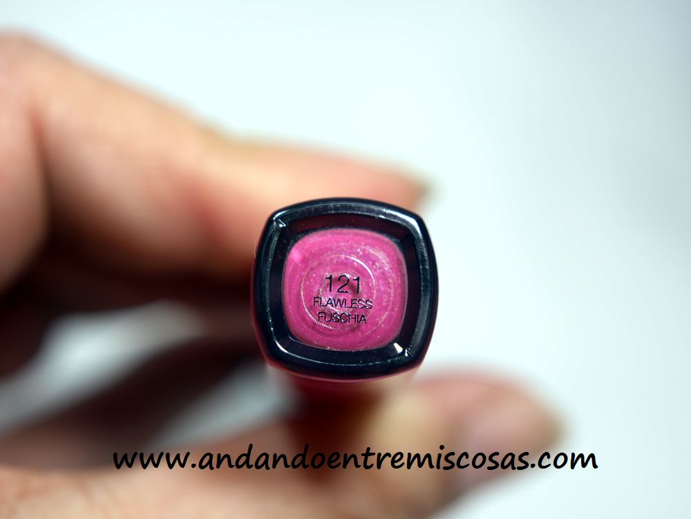 L´Oreal 121 Flawless Fuschia