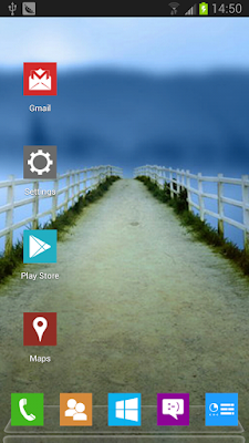 Windows8 Pro Next Theme .APK 1.0 Android [Full] [Gratis]
