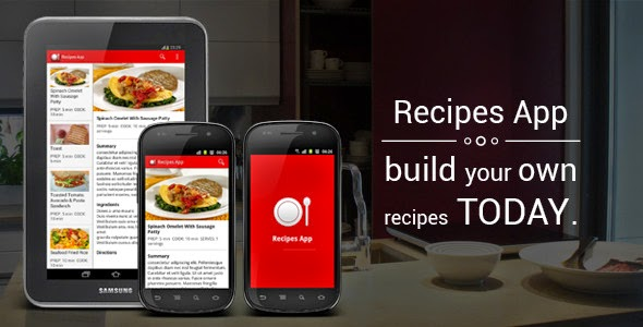 Recipes app source code forumfinder Image collections