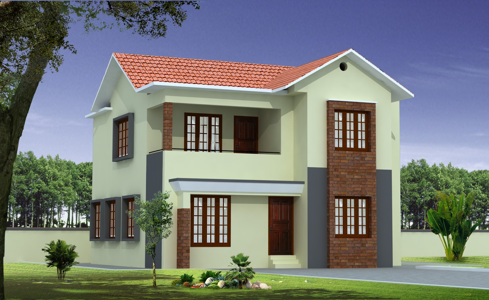 Build a building latest home designs for Latest home