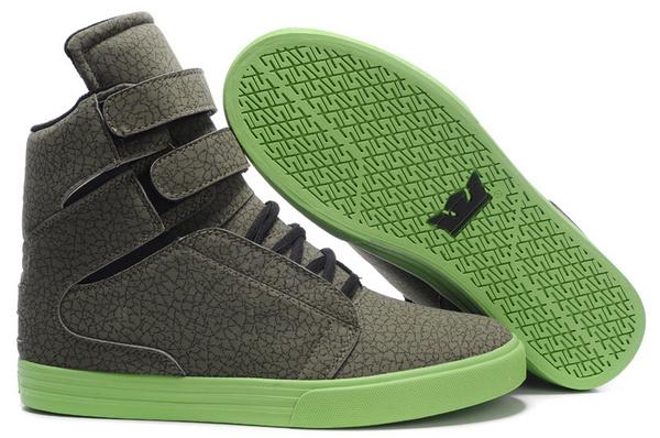 Zapatillas Supra Verdes