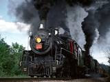 Uma visão de Máquina a vapor. Seu filho já presenciou uma máquina a vapor. Ou só aprendeu na escola