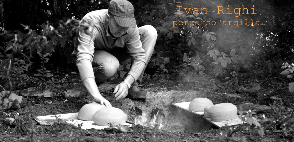 Ivan Righi  - percorso argilla