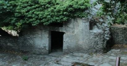 O ναός του Αγιου Ιωάσαφ