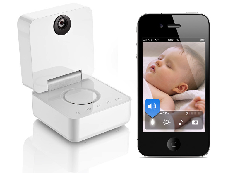 if it 39 s hip it 39 s here archives smart baby monitor works with ipho. Black Bedroom Furniture Sets. Home Design Ideas