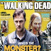 THE WALKING DEAD: PORTADAS DE LA REVISTA OFICIAL. NUEVA PROMO DE ARROW. EL REBOOT DE LOS MUNSTERS SE PARALIZA