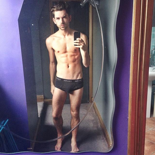 davies naked Jeremy