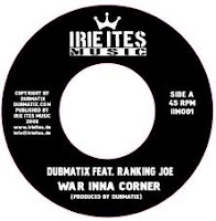 Dubmatix meets Ranking Joe - War Inna Corner