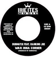 Dubmatix meets Ranking Joe - War Inna Corner