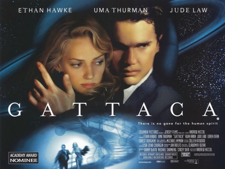 a movie analysis of gattaca Gattaca activities discussion questions and activities: 1) during a scene in gattaca, vincent's parents visited a doctor who specialized in child.