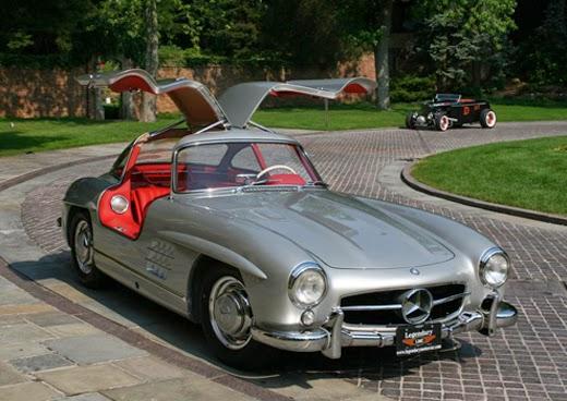 http://carbrandsincurrentproduction.blogspot.com.es/search/label/Mercedes%20300SL%20Replica