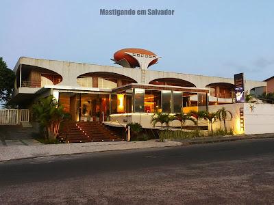 Hotel cocoon: Fachada