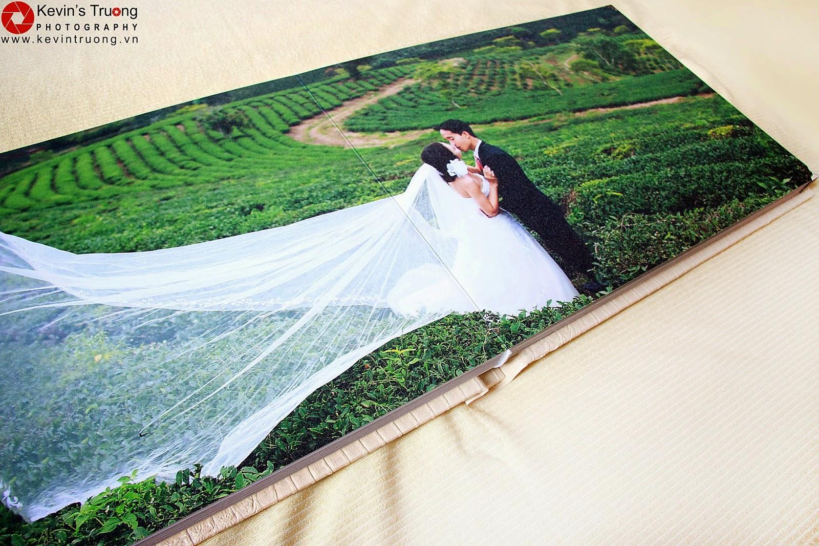 Gia Công-In Album Cát Kim Tuyến-Album 3D,Photobook,Ép gỗ các loại - 2