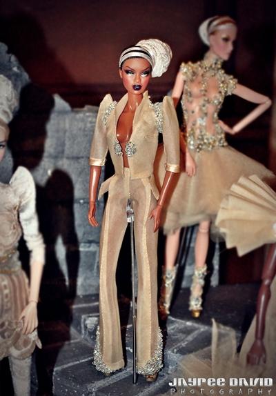 Fashion Dolls by Cholo Ayuyao and Noel Calma