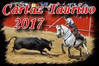 Cartaz Taurino 2017
