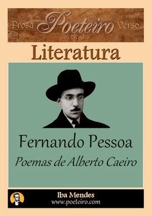 Fernando Pessoa - Poemas de Alberto Caeiro - Iba Mendes