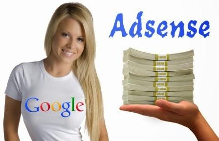 cari uang dari adsense