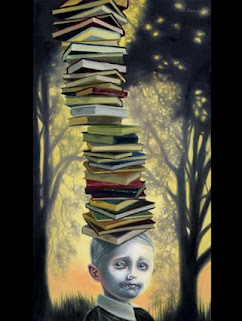 Book Head by David Stoupakis
