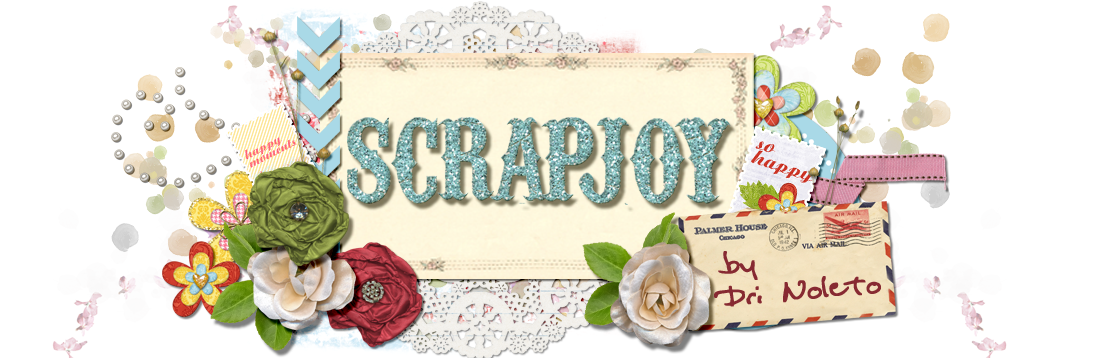Scrapjoy by Dri Noleto
