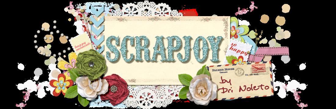 Scrapjoy by Dri Noleto