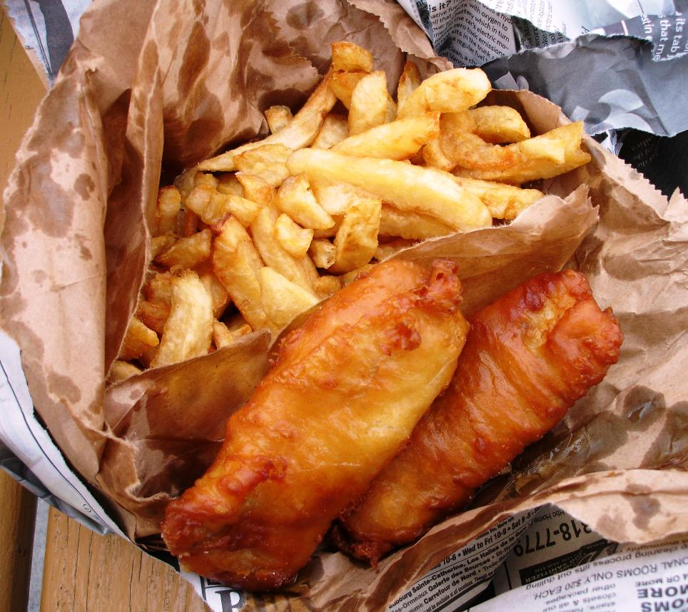 Itsalyx sunday confessions link up for Fish and chips restaurant near me