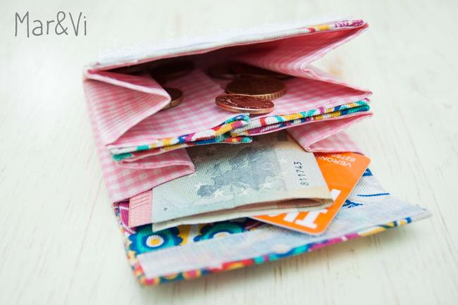 Tutorial portamonete riciclato da tetrapak