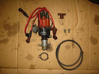 Bosch Distributor 0 231 146 078  JFUR4 1969 Volvo122S B20B