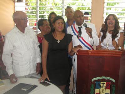 Noticias; Nuevo Ayuntamiento Bohechío