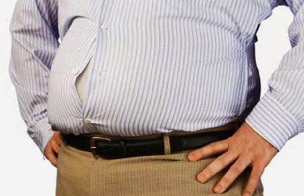 Cara berpakaian pria bertubuh gemuk