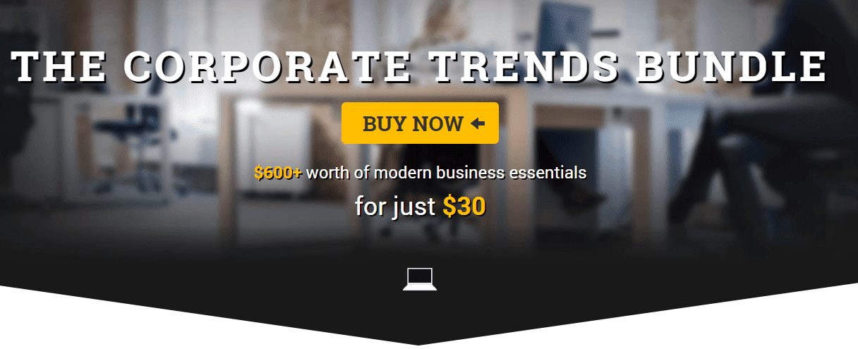 Envato The Corporate Trends Bundle