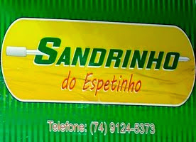 SANDRINHO DO ESPETINHO