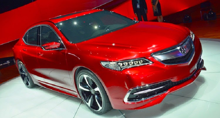 2016 acura tlx review price changes and release date car junkie. Black Bedroom Furniture Sets. Home Design Ideas