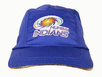 Buy Mumbai Indians Cap Mens, Full Rs. 160 only
