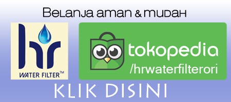 Beli HR Water Filter di Tokopedia