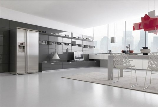 Inspiring Modern Minimalist Kitchen Room For Your Home  : Screenshot20 from sedangmumet.blogspot.com size 536 x 363 jpeg 30kB