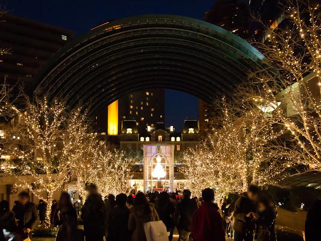2013年 恵比寿ガーデンプレイス 夜景・イルミネーション