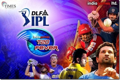 free online games play cricket ipl 2010