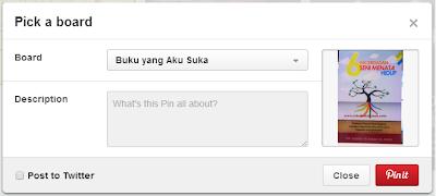 SEO menggunakan Pinterest