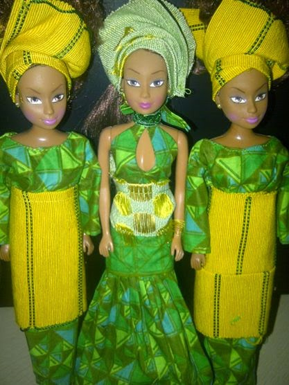 barbie queen of africa doll