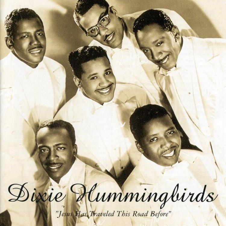 Phrase Dixie hummingbirds gospel singers